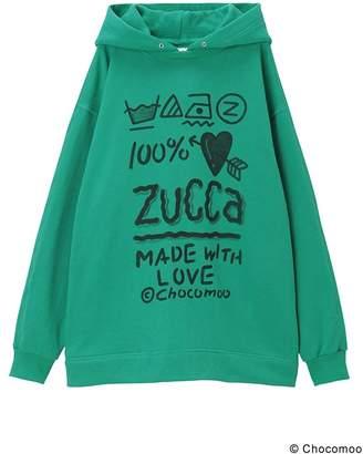 Zucca (ズッカ) - ZUCCa / Chocomoo×ZUCCa 100%裏毛 / カットソー