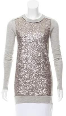 Diane von Furstenberg Danette Wool Sweater