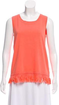 STS Sail to Sable Sleeveless Scoop Neck Top w/ Tags