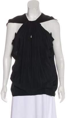 Cushnie et Ochs Sleeveless Silk Top w/ Tags
