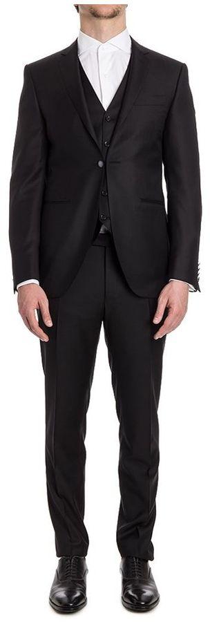 CanaliCanali Suit Vest 10315 10 Ti 8r
