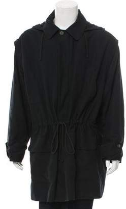 Michael Kors Lightweight Button-Up Jacket