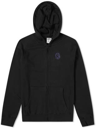 Billionaire Boys Club Rib Knit Zip Hoody