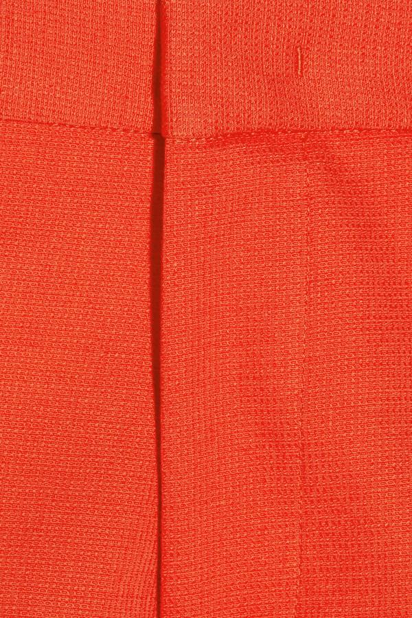 Jil Sander Niccolo woven cotton-blend straight-leg pants