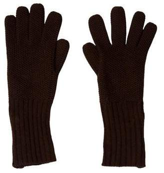 Loro Piana Cashmere Embellished Gloves