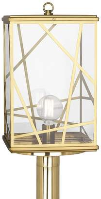 Pottery Barn Belvedere Fence Top Lantern