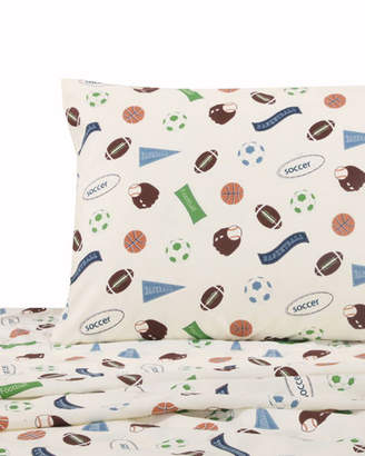 Levtex Kids' MVP Sports Full Sheet Set