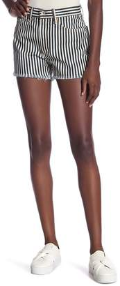 Rag & Bone Justine High Waist Cutoff Shorts