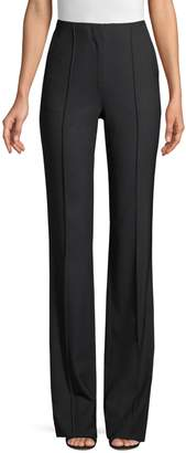 Diane von Furstenberg Pleated Flare Pants