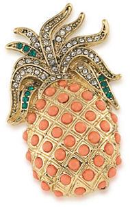 CaroleeCarolee Pin Me Pineapple Pin