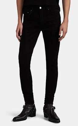Amiri Men's Stack Slim Jeans - Black
