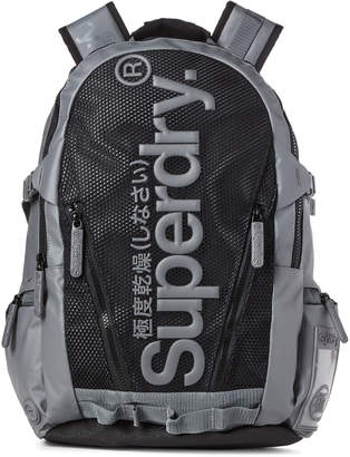 Superdry Mesh Tarp Laptop Backpack