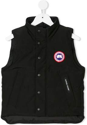 Canada Goose Kids padded gilet