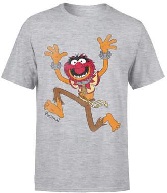 Disney Muppets Animal Classic T-Shirt - Grey
