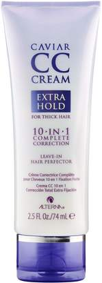 ALTERNA Haircare CAVIAR CC Cream for Hair 10-in-1 Complete Correction Extra Hold $26 thestylecure.com