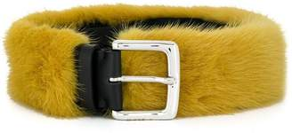 Simonetta Ravizza adjustable buckle belt