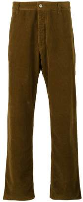 Ami Alexandre Mattiussi Large Fit Trousers