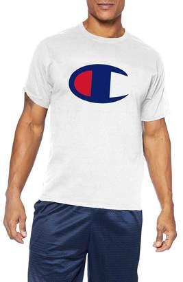 Champion Short Sleeve Large Logo Tee (Big & Tall)