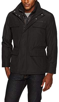 Co Weatherproof Garment Men's 4 Pocket Parka Jacket
