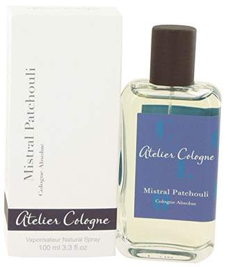 Atelier Cologne Mistral Patchouli by Pure Perfume Spray 3.3 oz