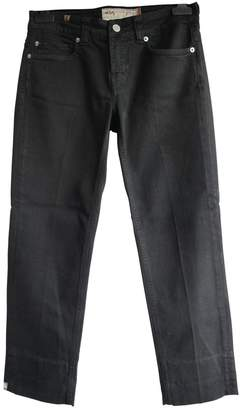 Notify Jeans Black Denim - Jeans Trousers for Women