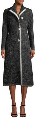 Derek Lam 10 Crosby Derek Lam Wool-Blend Coat