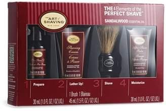 The Art of Shaving R) Sandalwood Mid Size Kit