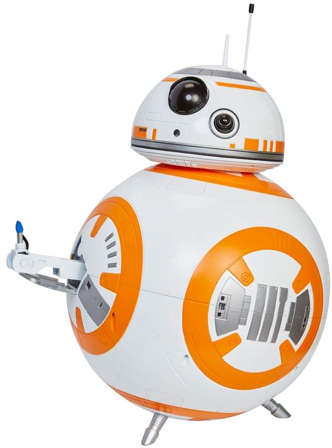 """Star Wars: Episode VII The Force Awakens Deluxe BB-8 18"""" Big-Figs Figure"""