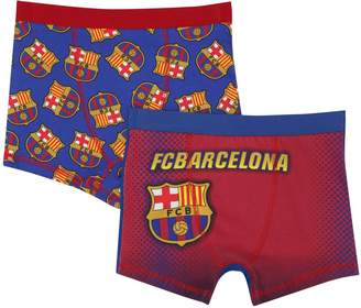 M&Co Barcelona F.C trunks two pack