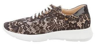 M.Gemi M. Gemi Lace Low-Top Sneakers