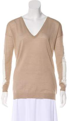 Hotel Particulier Long Sleeve Knit Top