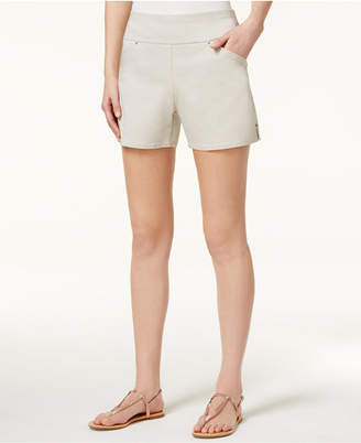 INC International Concepts I.n.c. Curvy Pull-On Shorts