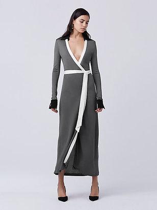 Cybil Two Wrap Dress $468 thestylecure.com