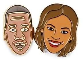 Beyonce Drake General Store and Jay Z Two-Pin Set