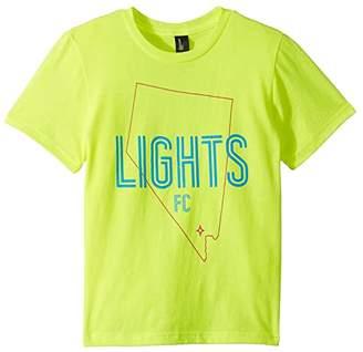 Las Vegas Lights F.C. Las Vegas Lights FC State Tee (Little Kids/Big Kids)