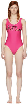 Emilio Pucci Pink I Love My Pucci Swimsuit