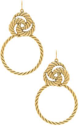Vanessa Mooney The Valleta Earrings