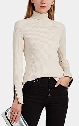 Rag & Bone Women's Brynn Rib-Knit Turtleneck Sweater - White