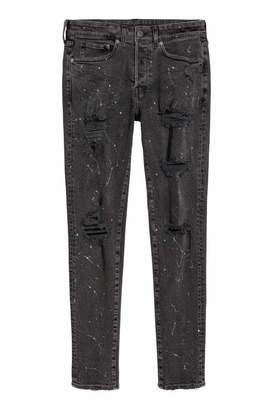 H&M Skinny Jeans - Denim blue - Men