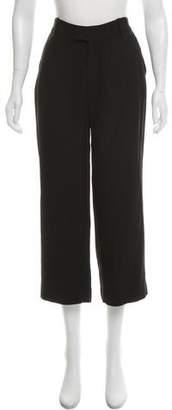 IRO High-Rise Wide-Leg Pants