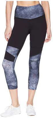 The North Face Motivation High-Rise Printed Crop Pants Women's Capri