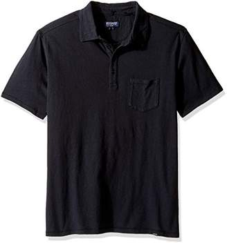 Woolrich Men's Cotton Linen Polo