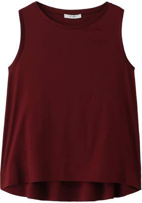 Heliopole (エリオポール) - エリオポール スムースボンディング ノースリーブ Tシャツ