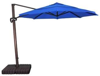 California Umbrella 11' Cantilever Umbrella