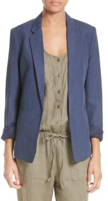 Women's Joie Mehira Linen Blazer $298 thestylecure.com