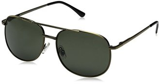A.J. Morgan Gunny Aviator Sunglasses $18 thestylecure.com
