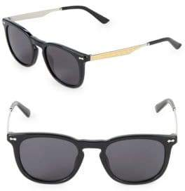 Gucci 49MM Square Sunglasses