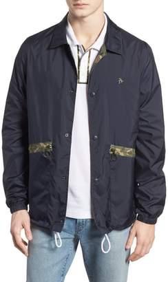 Original Penguin Reversible Coach Jacket