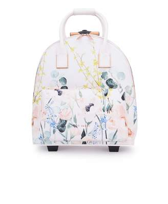 Ted Baker Elegant Print Travel Case Colour: NUDE, Size: One Size