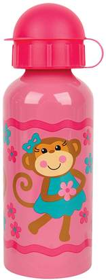 Stephen Joseph Monkey Pink Drink Bottle